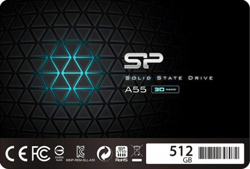 SSD 500GB シリコンパワー