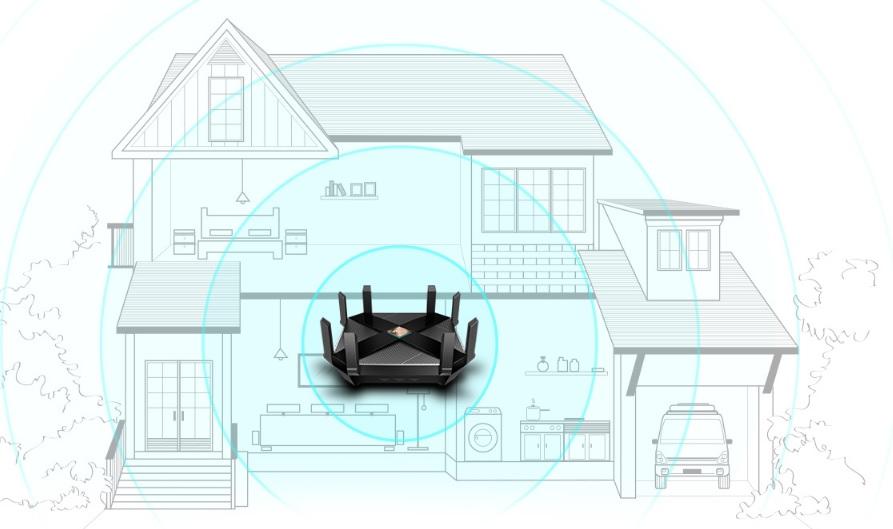 Wi-Fi6対応ルーターと子機なら無線LANがもっと早くなる!