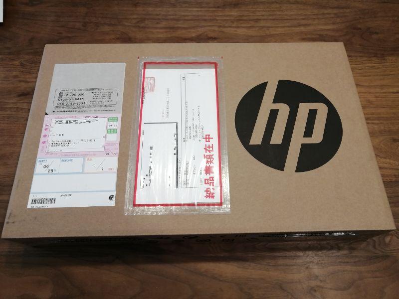 HP Pavilion 15-cs3000レビュー