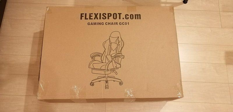 FLEXISPOTゲーミングチェアGC01