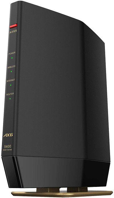 buffalo WSR-5400AX6
